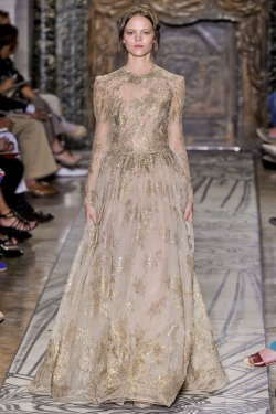 Valentino Fall 2011 Couture(Photo: vogue.it)