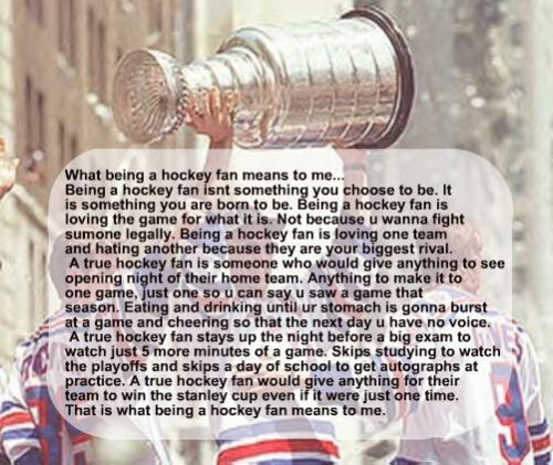 To me hockey means… by: http://media.fans.nhl.com/_What-being-a-hockey-fan-means-to-me/blog/391724/111820.html