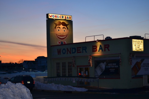 Asbury Park, NJ: Wonder Bar Submitted by watchmeasiwither