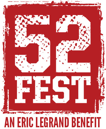 joegeis:  On July 23rd, I am hosting an event called 52 FEST, in Woodbridge New Jersey, to benefit Eric Legrand, a young player for Rutgers who was paralyzed during the 2010 season. The benefit will feature an array of musical talents including : FunkMaster Flex, Vinnie Caruana (the Movie Life/I Am the Avalanche), Socratic, The Ugly Club, Chocolate Bread, and many more. Proceeds will go towards renovations to Eric's house including a handicapped ramp, bathroom, and an additional room. We will also be having raffles, with prizes such as a Boston Celtics 2010-2011 Autographed Team Basketball, a Grant Hill Autographed Photograph, a Lamarcus Aldridge Autographed Bobblehead Doll, Live Nation VIP Concert Tickets, Mets Tickets w/ a day at Batting Practice with the team, Red Bulls Tickets and much more. You can get tickets HERE, and if you can't make it, you can donate online to this awesome cause HERE LINKSwww.52fest.com www.twitter.com/52fest  please re-blog and spread the word, it would mean a lot to us.