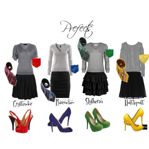 Here are some prefect outfits!