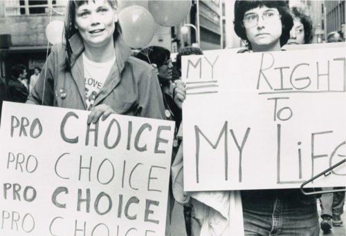 snowstorminjuly:  PPLM Archives: 1981 pro-choice rally.
