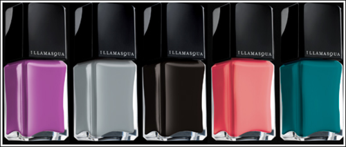 Illamasqua Magenta Muse Collection for Summer/Fall 2011