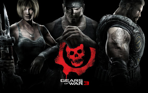 Can't Wait. September 20, 2011 Gears of War 3  <3