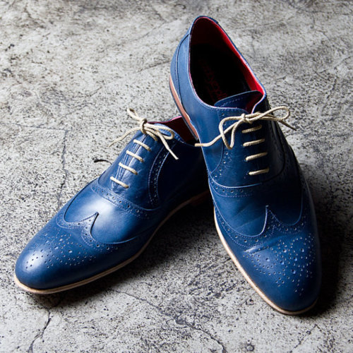 Ombre Mens Oxford Shoes