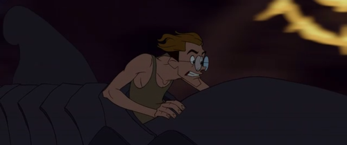 Milo from Disney's Atlantis
