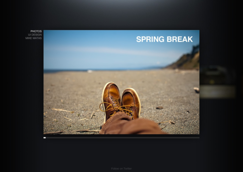 Mike Matas - Spring Break: 1 of 7
