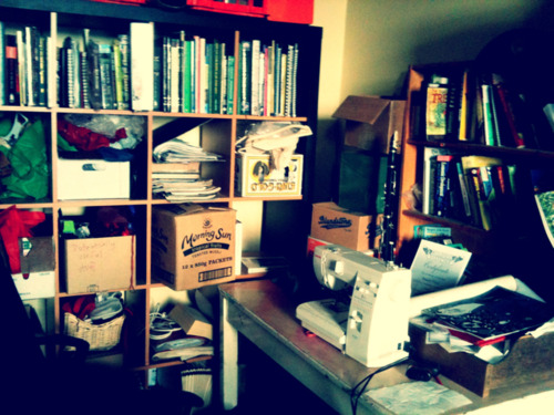 Sewing Roomphoto by melissa