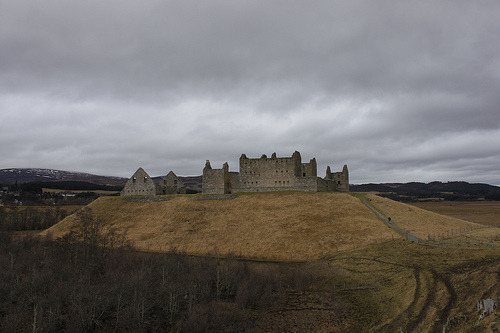 lucytherese:  Unknown Castle (by lucytherese) I seriously regret not having a little note book and writing the names of every place we went so I wouldn't forget.