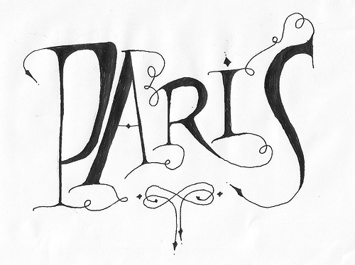 """J'AI DEUX AMOURS…MON PAYS ET PARIS."" I HAVE TWO LOVES.. MY COUNTRY AND PARIS."