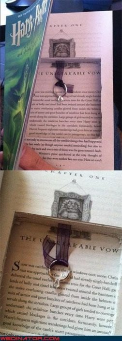 Speaking of Harry Potter…Best. Proposal. Ever!!!!! (Not to mention the perfect chapter!) kateordie:  flowersforhamlet:  deuscaritasest:  this is incredible.  This might be one of the best ways I have ever seen to propose, ever.  Yep, that would be successful, holy shit
