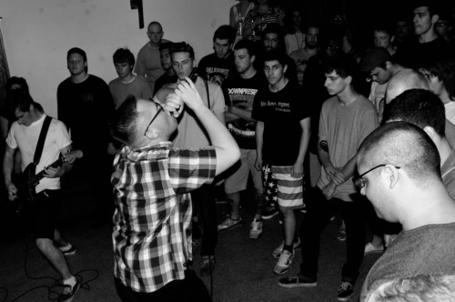 DAMAGES / Metal Frat / Ann Arbor, Michigan / June 28, 2011  http://damagesmi.tumblr.com/