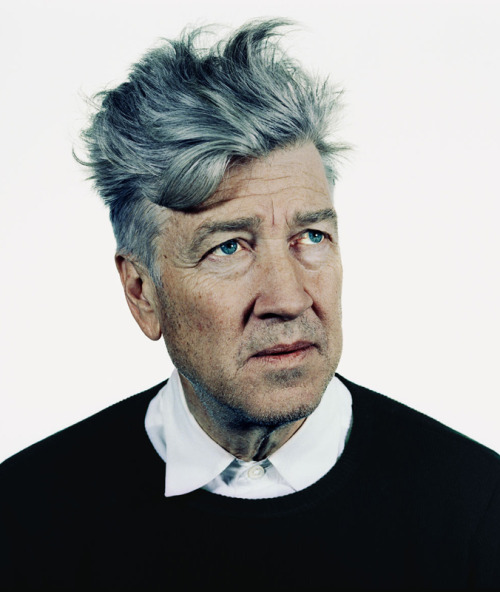 homographias:  David Lynch by Nadav Kander