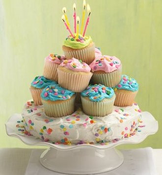 Confetti Party Cake by Betty Crocker Recipes on Flickr.