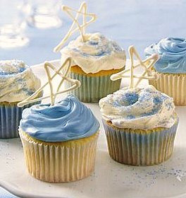 """You're a Star!"" Cupcakes by Betty Crocker Recipes on Flickr."
