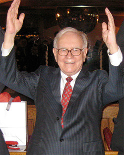Warren Buffett Donates $1.78 Billion to Charity