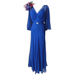 omgthatdress:  1930s dress via 1stdibs.com