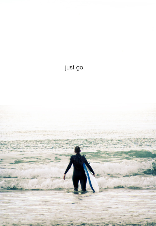 just go. (picture taken 2010 in ireland)