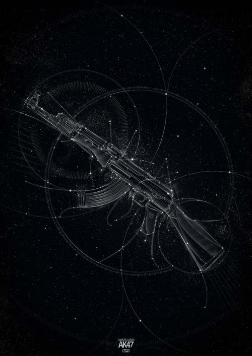 "miclap:  ""Constellation AK47"""