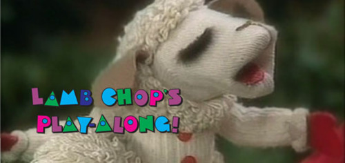 Lmao I remember lamb chop!