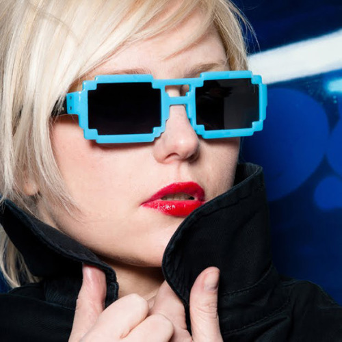 8-Bit Sunglasses! Awesome…