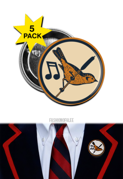 I ALSO may have added the Warbler pins back in too… I mean, I haven't even got one yet and it's pretty much my biggest seller. [GET YOURS HERE]