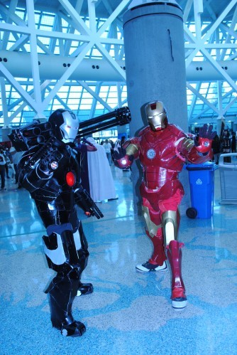iron man cosplay WIN