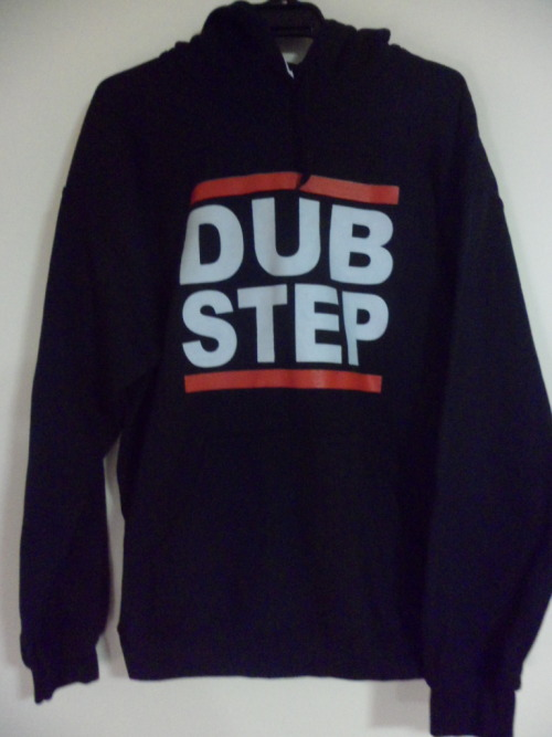 DUBSTEP HOODIEwoopsie! ordered an extra one :3Size: MCondition: Brand newSelling for: Usually $55 preorder, this one for $45! SOLD
