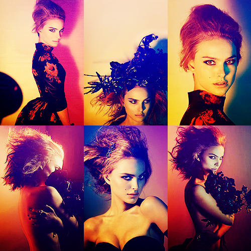 FAVORITE PHOTOSHOOT ›› natalie portman [part 3] asked by darelauren