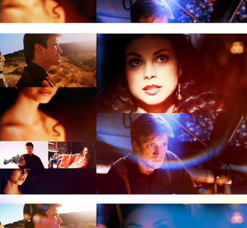Mal: How's business? Inara:  None of yours. Firefly - 1x01 Serenity