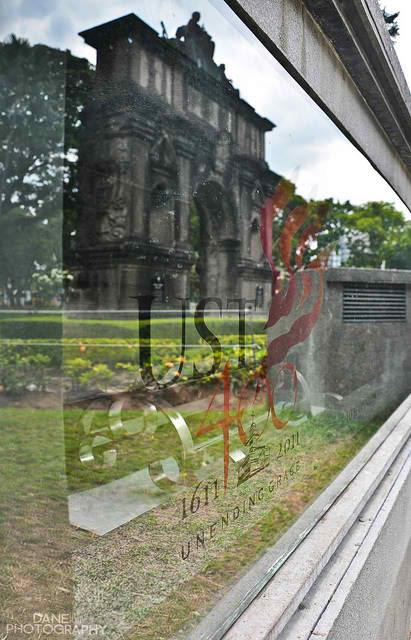 universityofsantotomas:  The Quadricentennial Time Capsule | Photo © Jaydee Dane Kelsey