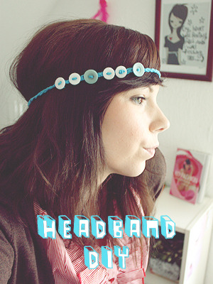 that's actually a really pretty headband. (via Blogiversary week Day 2 – part 3: Headband DIY « maedchenmitherz.)