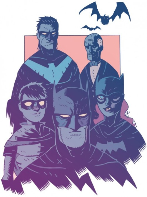 baturday:  Piccsy :: Batman Family