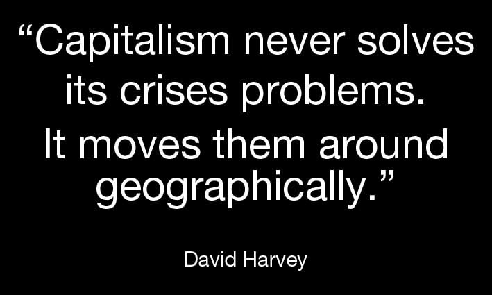 #capitalism never solves the problems it creates