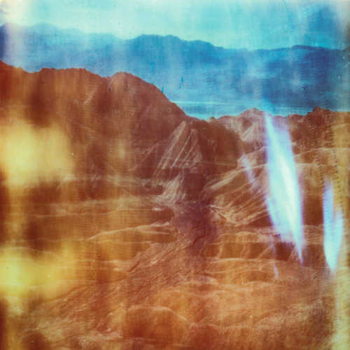 ZABRISKIE POINT III Photograph by Neil Krug © Neil Krug