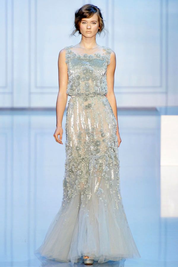[Elie Saab Fall 2011 Couture Collection]