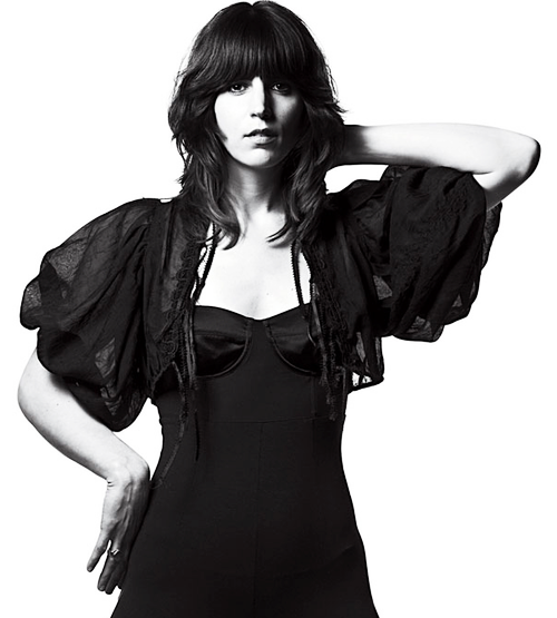Eleanor Friedberger (of Fiery Furnaces) She has a solo album coming out soon, Last Summer.