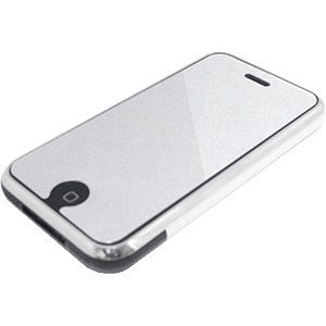 iPhone 3G Mirror Screen Protector  Features: Protect your iPhone 3G from damage, scratches, dust and bump. Specifically made to fit iPhone 3G perfectly Mirror screen protector,fully covers the entire front face of the iPhone for full protection Material:High quality platic. Easy to remove with no sticky residue 3 layers design.It will ensure that you are applying the highest quality screen protector on your iphone screen.You peel off the first and third layers, which are there to protect the middle second layer. You then apply the second layer on your iphone screen. Package Included: 1 x Mirror Screen Protector  Price: $5 ONLY! ORDER NOW!