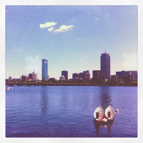 I love my city. #boston (Taken with instagram)
