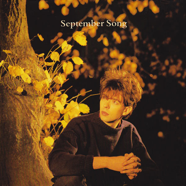 "Ian McCulloch: ""September song"" 1984 Cover of song composed by: Kurt Weill, Lyrics by Maxwell Anderson in 1938 Scan of the 45 RPM's cover, very nice one !"