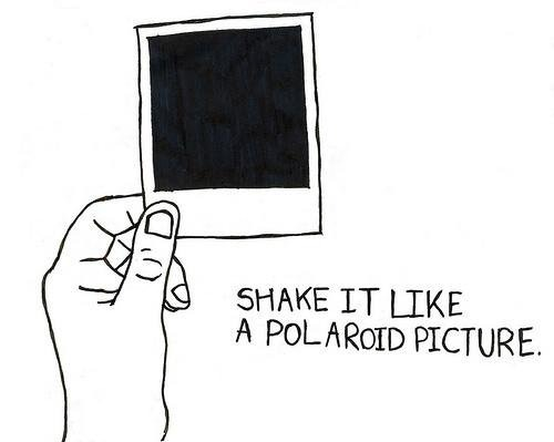 I love polaroid ♥♥
