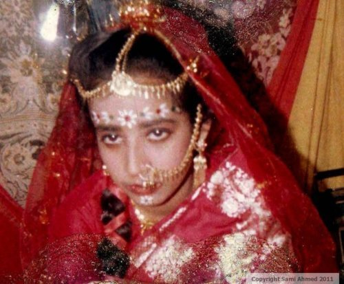 isamiahmed:  This is my mum. When she was 13 years old she was married to a violent paedophile in Bangladesh. She is not alone; 10 million child brides a year are sold into marriage. They spend their whole lives being treated inhumanely.  How can you help? SIGN THE PETITION HERE LIKE OUR FACEBOOK PAGE VISIT OUR WEBSITE VISIT THE FILM BEING MADE TOO OUR YOUTUBE VIDEO IS HERE I just try to do what is right and I need your support to make a positive change.