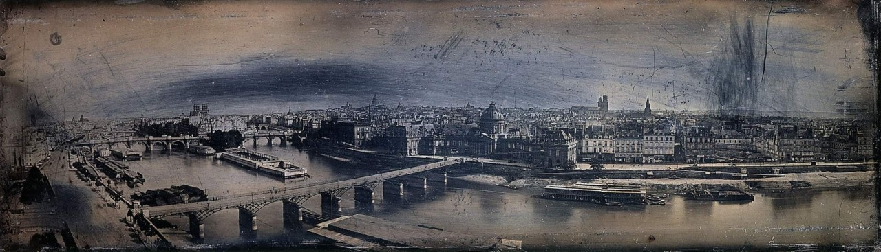 Paris in the 1840's