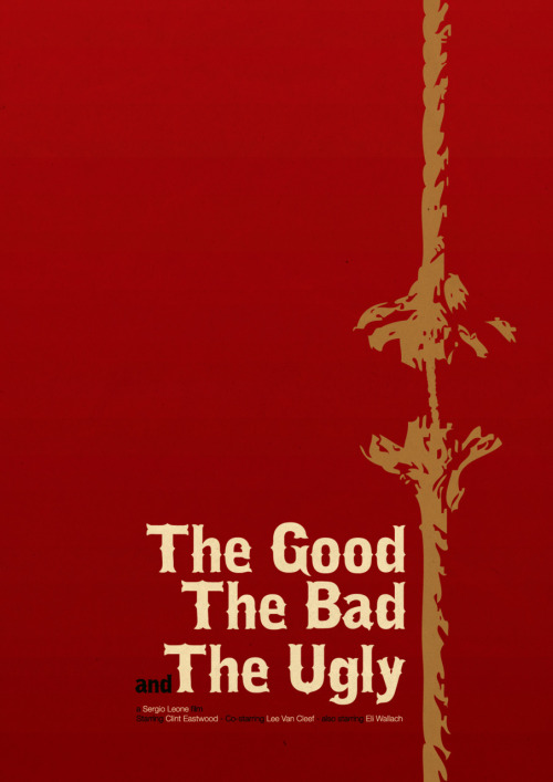 The Good, The Bad and The Ugly by Stephen Garrett