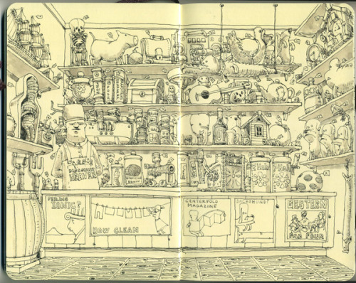 Convinience by Mattias Adolfsson