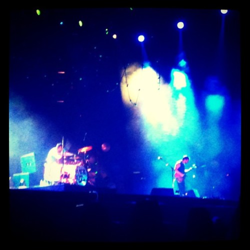 Yes!!! Black Keys baby! (Taken with Instagram at Festival d'été 2011)