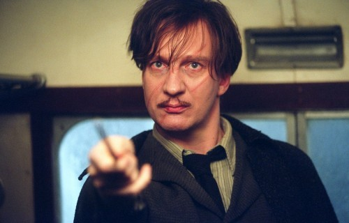 "katoby:  vashta-nerada-:  fiercedandelioness:  Let's talk about Remus Lupin for a second.  And by ""let's"" I don't actually mean ""let us"" I mean ""bear with me while I.""  Because this man is seriously underappreciated.  He gets overshadowed by Sirius, whose charisma shines through the page somehow.  I mean, everyone thinks Sirius was James' best friend… So here's this kid, a wizard kid who I think was probably quiet and bookish already and looking forward to Hogwarts more than anything in the world like everyone else, and then he gets bit by Fenrir Greybeck because his dad pissed someone off.  And all his dreams go down the drain and it's awful.  But by some miracle named Albus Dumbledore, he gets to go anyway.  And his life sucks, and he keeps his head down, but then he gets adopted by these two kids who just pick him up out of nowhere.  James and Sirius, charismatic, popular, fun, daring — they're everything lil bb Remus isn't, but they like him anyway.  And then they figure out his ""furry little problem,"" but they don't leave him.  Instead, they risk everything to join him, even dragging little Peter along with them.  And suddenly Remus has everything — he has best friends, adventures every month; he's a prefect; he basks in the popularity of his friends.  And for seven years, life is golden. And then he graduates, and things are tough because he's suddenly faced with the fact that there is so much prejudice against werewolves, something he's been able to ignore while at school.  And to make things worse, there's a war on, and everyone he knows and loves is involved.  And he's scared all the time, and he can't even trust the people he loves best.  And then James and Lily are killed, and they're only 21 years old, and their kid is orphaned.  And Sirius betrayed them and then he kills little Peter and goes to Azkaban and Remus is the only one left and the golden years are gone forever. And twelve years later, Dumbledore gives him the chance no one else will give him again and he's teaching James' kid and he's so like James, and Remus helps him and befriends him and one day in his office little Harry Potter says, ""I heard my dad this time"" and it's like James is there, just for a moment.  And then his old map shows up again, and one night Peter is there, and Remus knows, and he goes and he finds Sirius and it's like a tiny bit of that golden happiness is returned to him.  And for two years, he has his best friend back before he's ripped away forever this time, fighting the same damn war as before.  And then a new bright point appears, but don't call her Nymphadora, but he is so scared to let her love him because everyone who loves him reaches a terrible end and he can't give her anything.  He values himself so little, first as a husband, then as a father, that Harry has to chase him back to his family.  And good thing too, because finally Remus is able to get some happiness, with Tonks and Teddy, even in the middle of everything, and then he gives it all up to win that damn war. Remus Lupin is a quiet kind of BAMF, and I love him, and you should too.   ^THIS    Lupin was always my favorite. <3 ;-;"