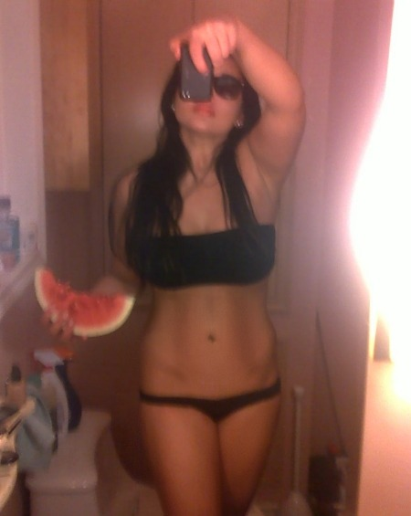 CHECK IT, I LOVE WATERMELON… AND I AINT EVEN BLACK!