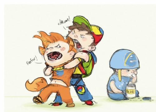 sogeekchic:  Aww I kind of want to give Internet Explorer a hug.