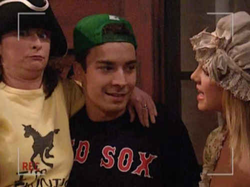 young jimmy is so hot to me.   Jimmy in a Sox shirt is the hottest thing in the world.